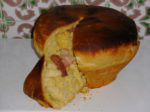 The Salty Portuguese(North - Transmontano) Easter Bread