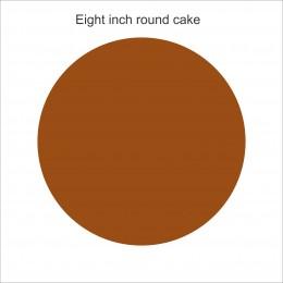 step 1 - one round cake
