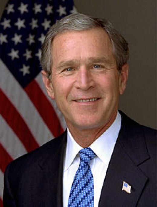 George W. Bush was an ESTJ