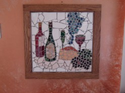 How to Create 3-D Mosaics: Step 2