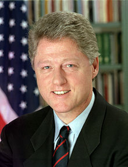 Bill Clinton was a ESFP