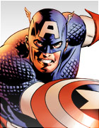 CAPTAIN AMERICA, SUPERMAN'S BUDDY HE USED TO HANG WITH BEFORE CLARK MARRIED LOIS LANE.