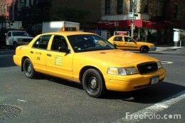 Watch Out For The Cabs!