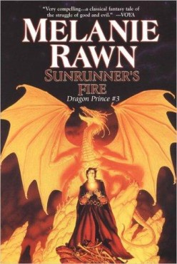 Sunrunner's Fire (Dragon Prince #3) by Melanie Rawn