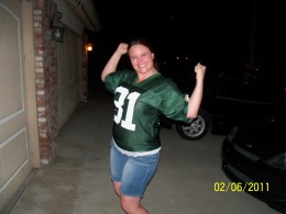 It was right after the Packers won the Superbowl that my sister got engaged. That caused me to take a good look into the mirror. While there may be others who have bigger weight issues, I was still considered morbidly obese.