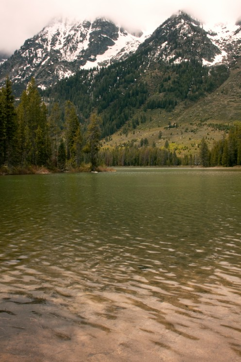 String Lake, Grand Teton National Park, Wyoming