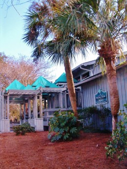 The Chamber of Commerce Welcome Center and the Museum of Hilton Head Island is a great first stop on your vacation to the island.