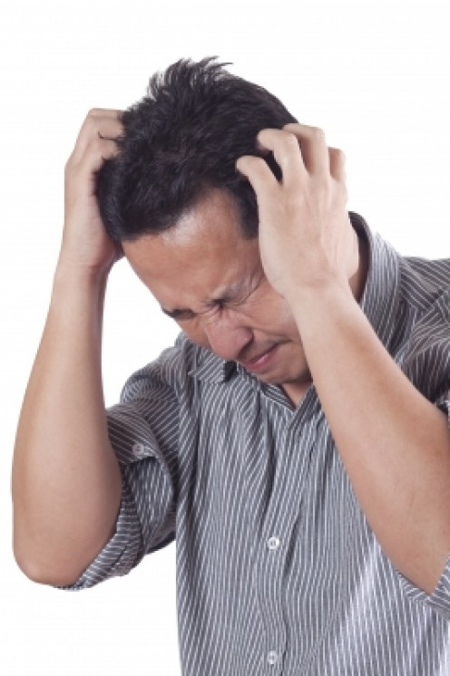A problem tenant is enough to want to tear out your hair!