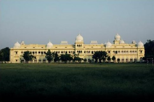 17) University of Lucknow - 1921
