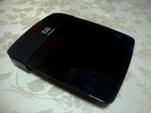Linksys Wireless N Router
