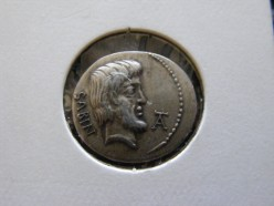 How to clean Roman coins