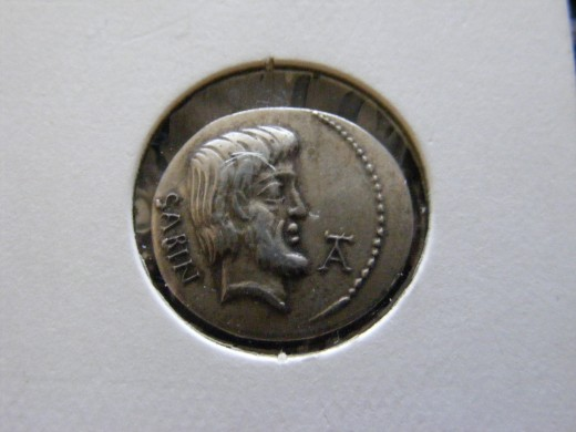 how to clean uncleaned roman coins