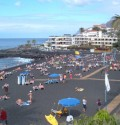 Tenerife's Playa de la Arena has Blue Flag status