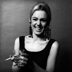Edie Sedgwick in 1966