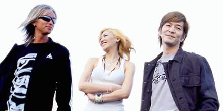 L-R: Marc, KEIKO, and TK