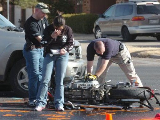Houston Personal Injury Motorcycle Accidents