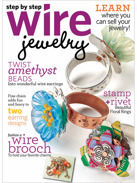 Step by Step Jewelry Magazine  February - March 2011  Vol6No2