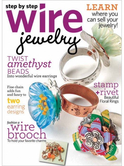 Step by Step Jewelry Magazine  February - March 2011  Vol6No2
