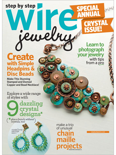 Step by Step Wire Jewelry Magazine October - November 2011 Vol7No5
