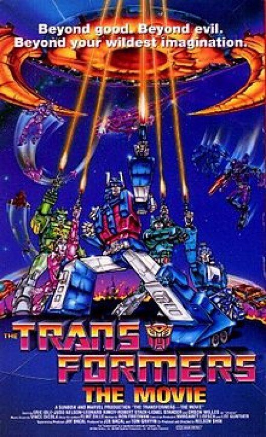 Originally, the movie was supposed to wipe the slate clean for Hasbro to develop an entirely new line of Transformers. Development started years before they realized that their initial line would reach legendary status with the populace.