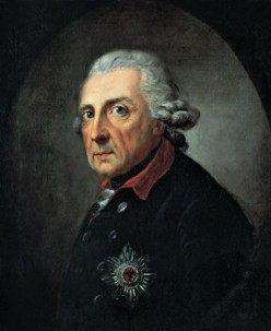 Who was Frederick the Great?