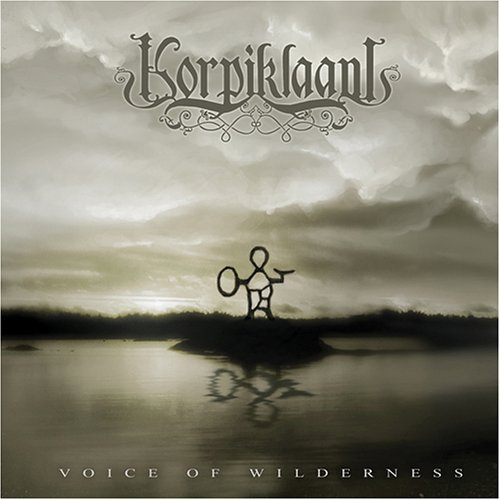 "The album cover for ""Voice of the Wilderness""."