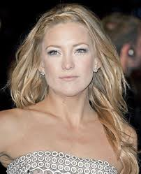 Kate Hudson with a paler than usual face