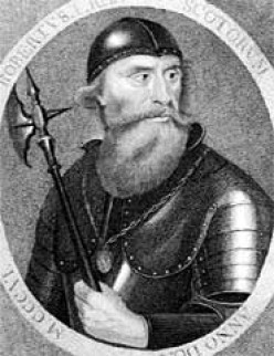Who was Robert Bruce?