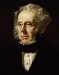 Who was Viscount Palmerston?