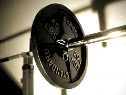Barbell for Crossfit Trainning