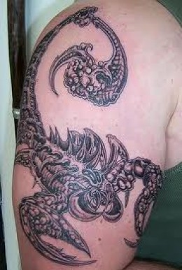idei-dlya-tatuirovok - Татуировки Скорпиона и смыслов -  - фото