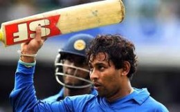 Sri Lankan opener Dilshan Tillakaratne has become a violent attacker