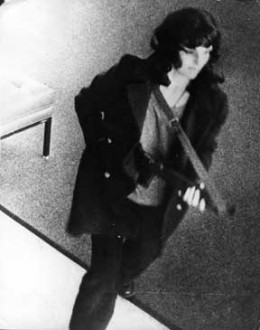 Patty Hearst During the 1974 Bank Robbery