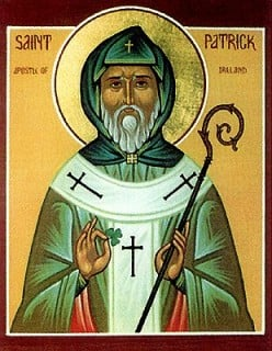 The Patron Saints of Ireland