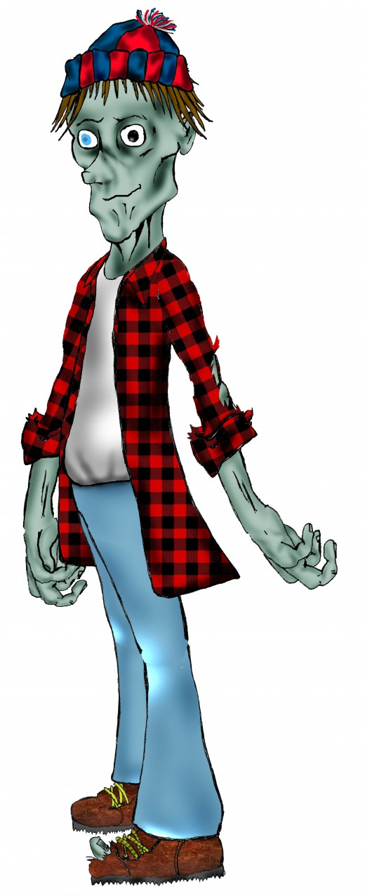 Beware of the Canadian Zomb-Eh?