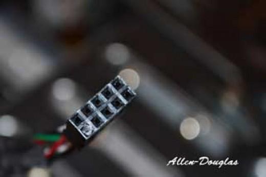 USB motherboard cord