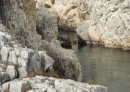 Marble Rock Boating