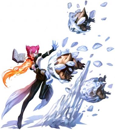 Elestra | Ice Witch