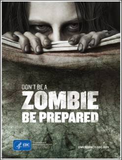 Preparing for a Zombie Outbreak (Humour)