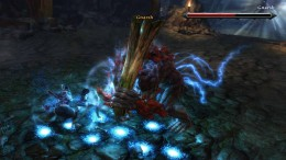 Kingdoms of Amalur Using Shock, Magic and Reckoning to Defeat Gnarsh