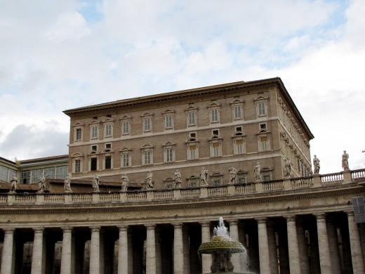 Papal Apartment