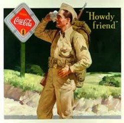 History, Pariotism & A Savvy Sacrifice From  Coca-Cola Over 70 Years Ago