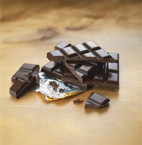 Dark Chocolate Candy Bar