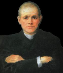 Patrick Dinneen - oil portrait by Yeats