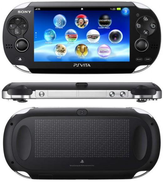 PSVita - 2012 Feb. 22nd Release Date U.S.
