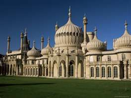 This photograph of the Royal Pavilion is courtesy of www.art.com.