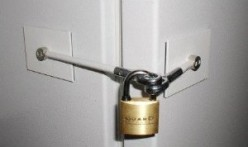 Fridge Locks - Lockable Refrigerator Lock For Fridge Door Safety