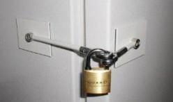 Fridge Locks - Lockable Refrigerator Lock For Fridge Door Safety