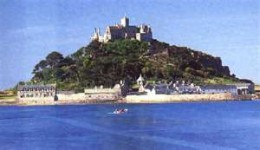The photograph of this tidal island is courtesy of freepages.folklore.rootsweb.ancestry.com.