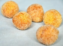Cinnamon Donut Hole Recipe
